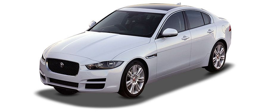 jaguar review of jaguar xe pure. Black Bedroom Furniture Sets. Home Design Ideas