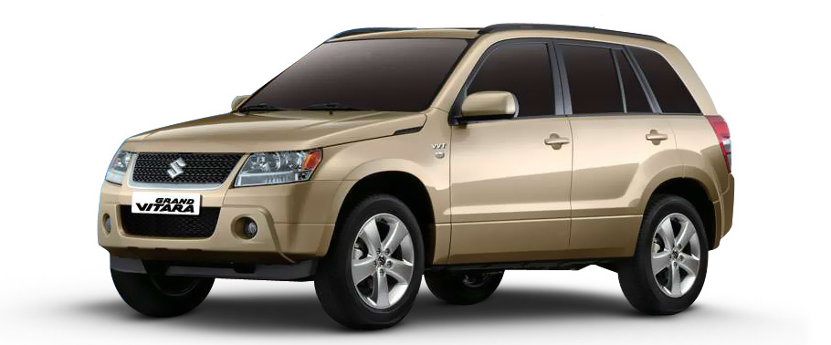 maruti suzuki grand vitara xl7 reviews price specifications mileage. Black Bedroom Furniture Sets. Home Design Ideas