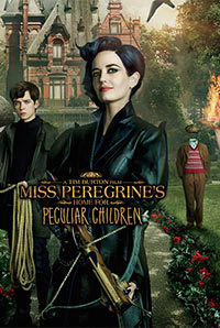 analyze miss peregrines Literary devices used in miss peregrine's home for peculiar children book by  ransom riggs.