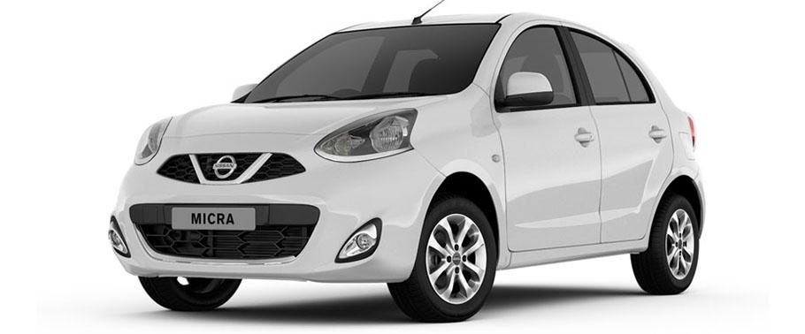 Nissan Micra XV Petrol
