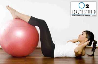 O2 Health Studio - Chennai