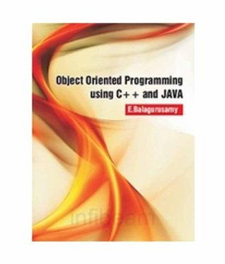 Object Oriented Programming with C++ - E Balagurusamy