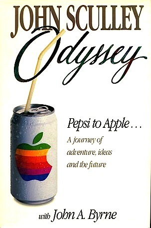 from pepsi to apple 2018-05-28  odyssey: pepsi to apple is an autobiography by john sculley, former apple ceo, and john a byrne in august 1987, published by harper & row in odyssey, sculley describes his time as ceo of pepsico and apple during the late.