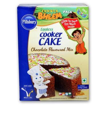Pillsbury Eggless Cake Mix