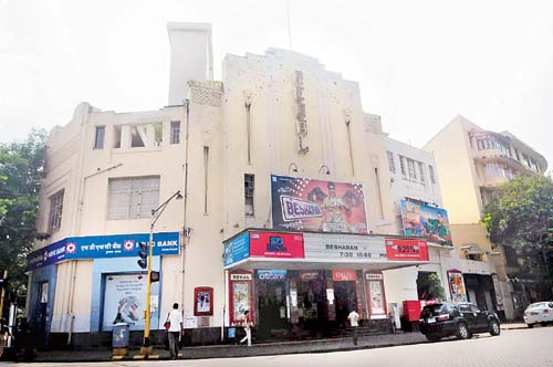 Regal Cinema - Colaba - Mumbai