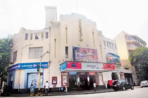 Regal Cinema - Colaba - Mumbai