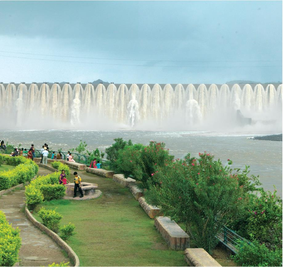 sardar sarovar dam In a meeting in delhi, the narmada control authority has given permission to lift seepage as well as 'dead water' from the sardar sarovar dam to provide.