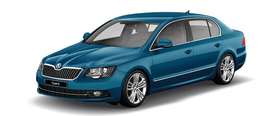 Skoda Superb Ambition 1.8 TSI MT