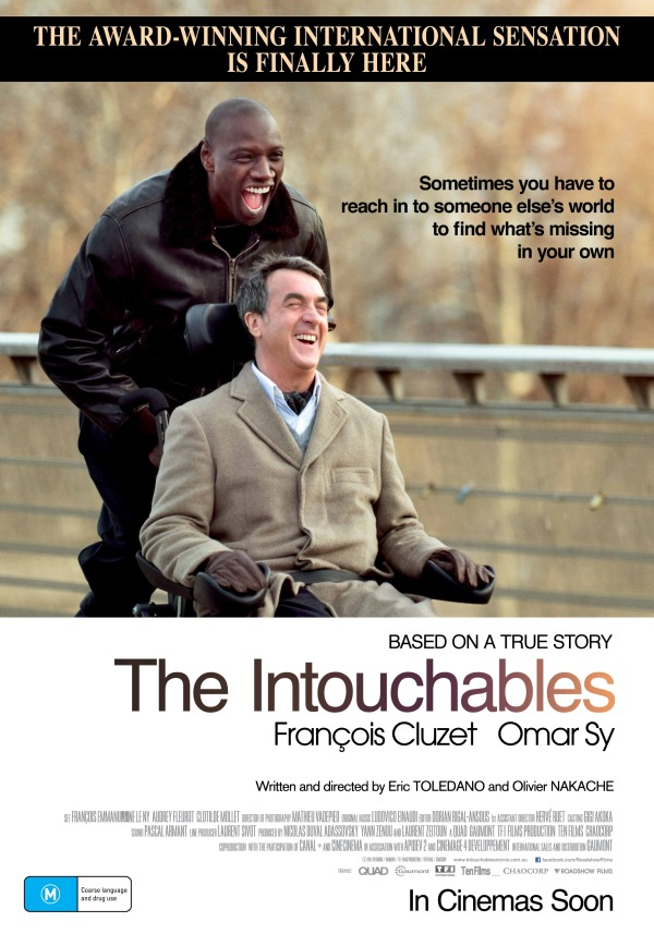 The Intouchables Movie