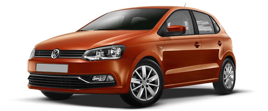 Volkswagen Polo Trendline 1.2L (P)
