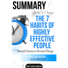 7 Habits Of Highly Effective People, The - Steven R Covey