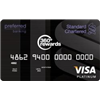 Standard Chartered Visa Credit Card