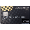 IndusInd Visa Credit Card