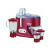 Maharaja Whiteline Ultimate Red Treasure Juicer Mixer Grinder