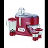 Maharaja Whiteline Ultimate Red Treasure Juicer Mixer Grinder