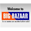 Big Bazar - RBI Layout - Bangalore