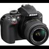 Nikon D3300 with AFS 1855 mm VR Kit Lens II + AFS 55200 mm VR Kit DSLR Camera