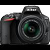 Nikon D5500 (with AFS DX NIKKOR 1855 mm F/3.55.6G VR II) DSLR Camera