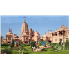 Nilkanthdham Swaminarayan Temple - Poicha