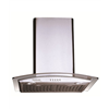 Hindware 60cm 1100 Glass Chimney Lara 60 1100m3 60cm Hood Chimney