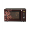 Emerson 1100 watt black & stainless steel microwave oven & grill mwg9115sl