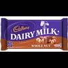 Cadbury Dairy Milk Whole Nut Photo