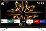 VU Android 4K UHD LED TV Photo