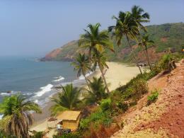 Arambhol Beach