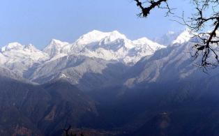 Yangtey - West Sikkim
