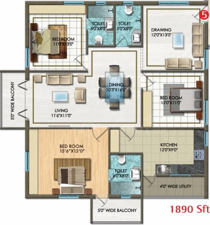 Aditya Empress Towers Shaikpet Hyderabad Property Photos Floor Plans Mouthshut Com