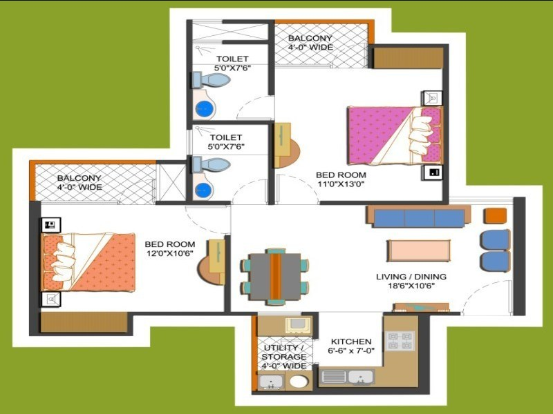 Paramount Emotions Sector 1 Greater Noida Property Photos Floor